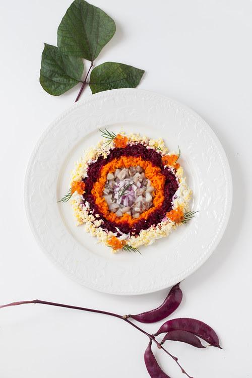 Russian Beet Salad 4