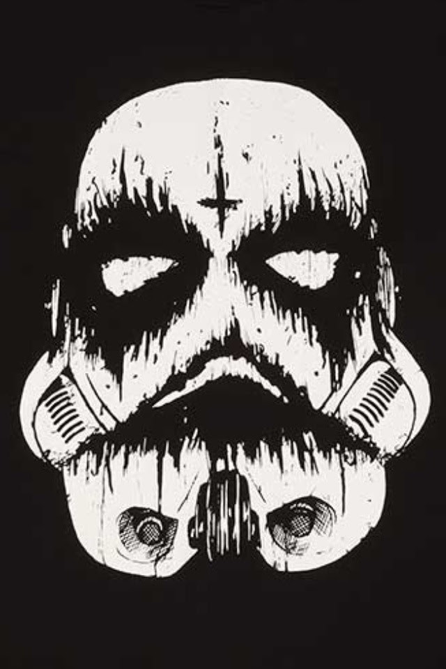 Image result for stormtrooper corpse paint