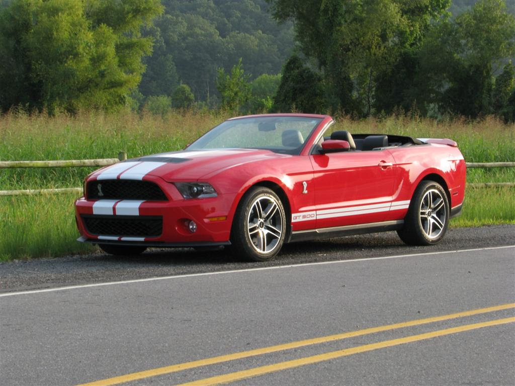 Leaked: 2011 Ford Mustang Shelby GT500 Order Book