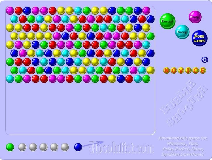 Bubble Shooter Gratis Spielen