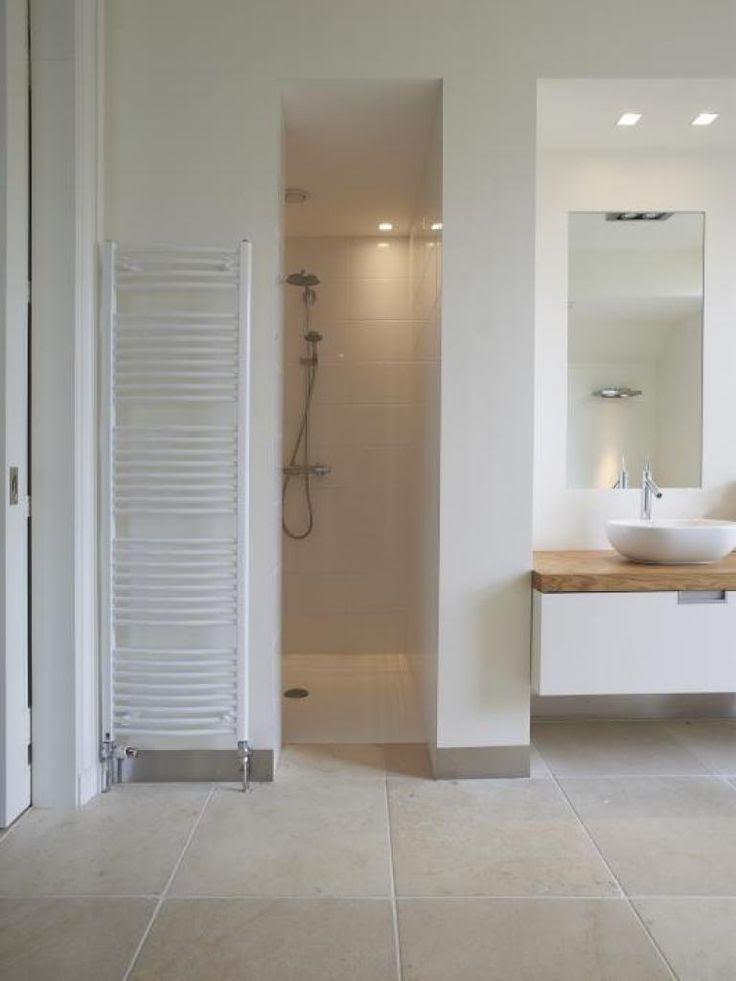 Inloopdouche  Badkamer ideeen nieuwe op zolder en