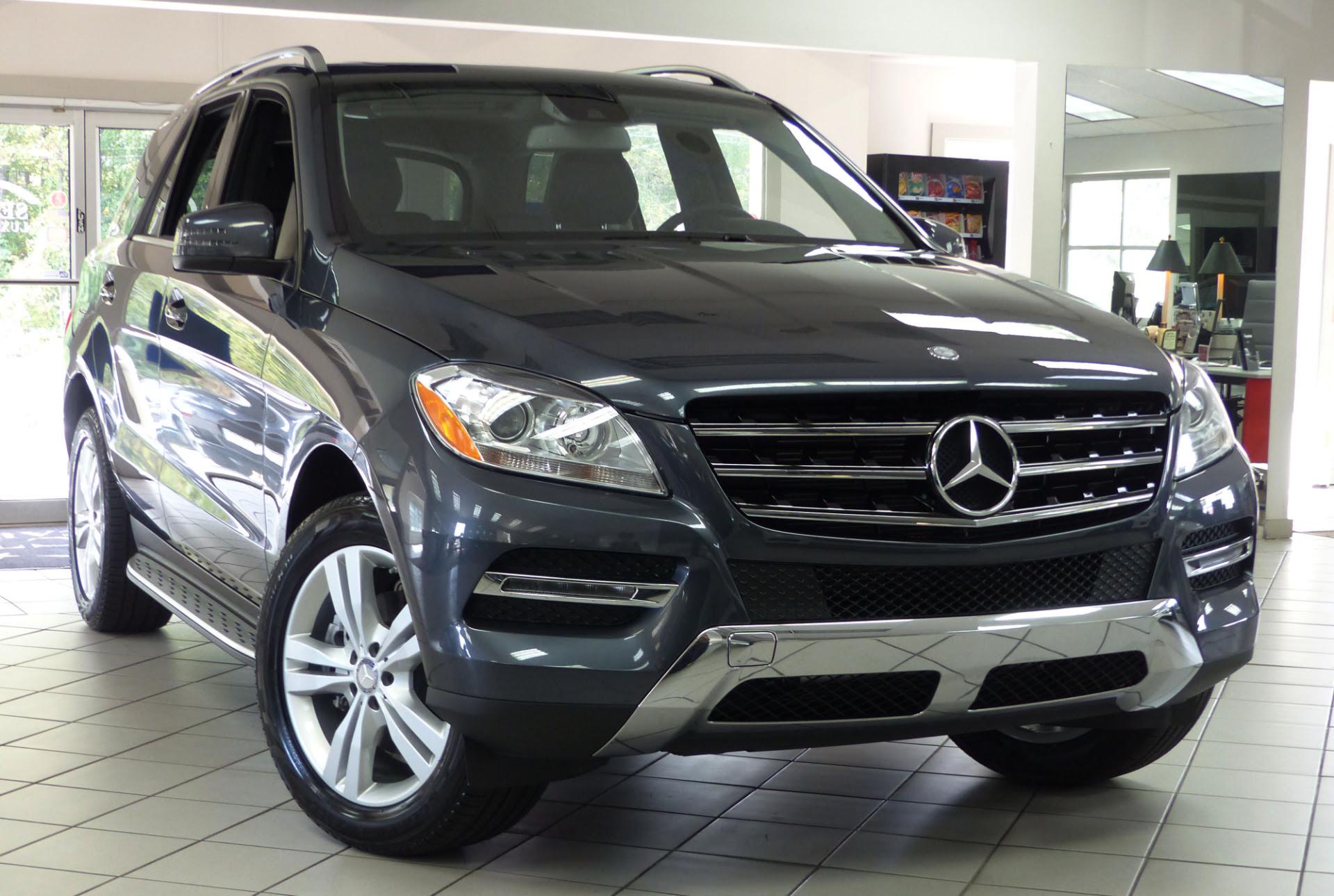 Used 2014 Mercedes-Benz M-Class ML350 | Marietta, GA