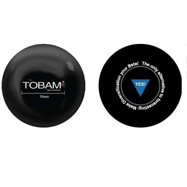 7 CM Custom Magic 8 Ball