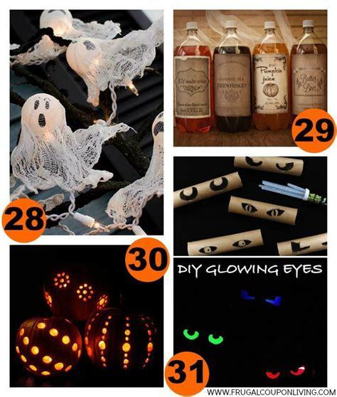 days  halloween hacks tips diy crafts