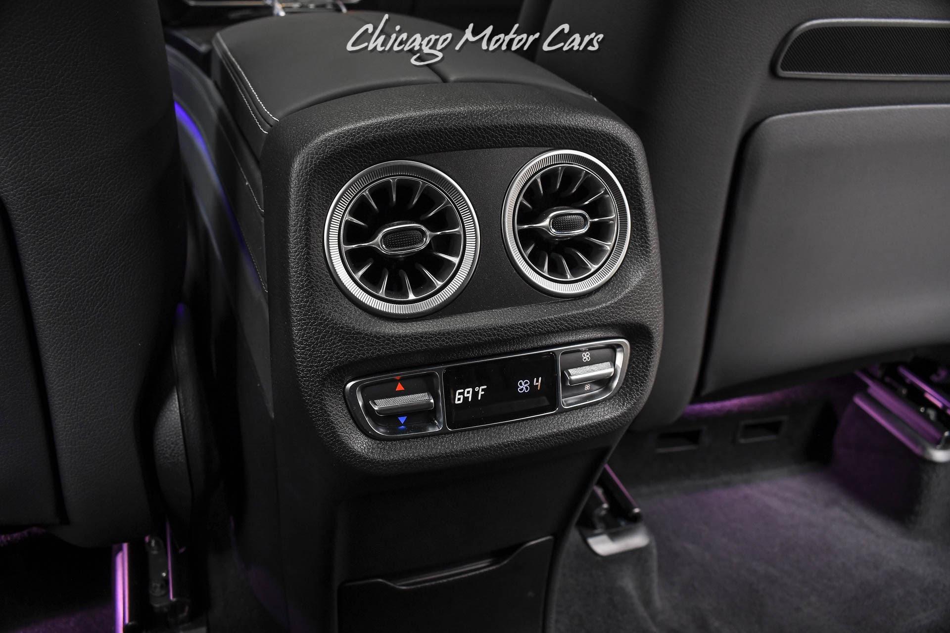 2021 Mercedes-Benz G63 AMG G63 4MATIC Exclusive Interior Package! Carbon Fiber! Magno Black ...