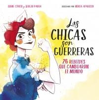 megustaleer - Las chicas son guerreras - Irene Cívico / Sergio Parra