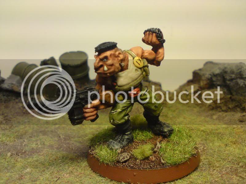 Ogryn Commando