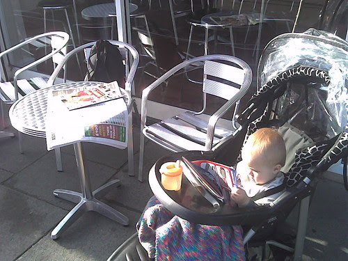 Cafe Culture - Heaton Mersey style