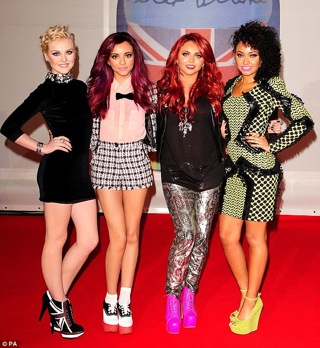 little mix fashion review  beauty in my veins