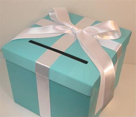 Tiffany Blue, Aqua & Silver   card box, decorations & more