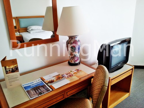 Copthorne Orchid Hotel Penang 03 - Superior Room TV And Desk
