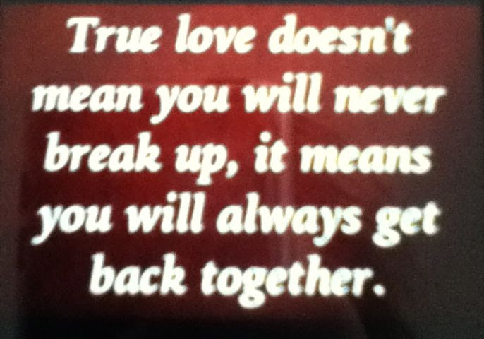 Quotes About Getting Back Together 68 Quotes
