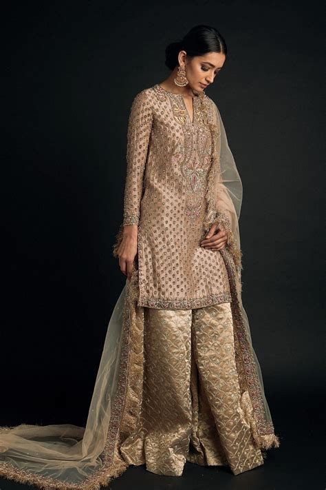 Zara Shahjahan Latest Bridal Collection 2019   BestStylo.com