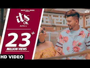 ITS OK CHAL KOI NA LYRICS - Pavii Ghuman