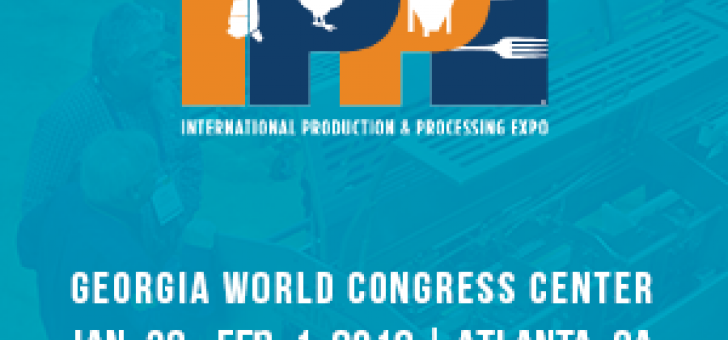 International Poultry Producers Exhibition Ippe From January 30th