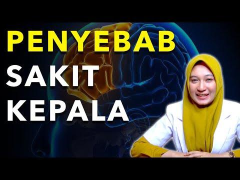 6 Faktor Penyebab Sakit Kepala