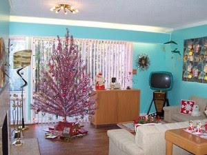 Retro Pink Aluminum Christmas Tree Modern Charlotte Nc