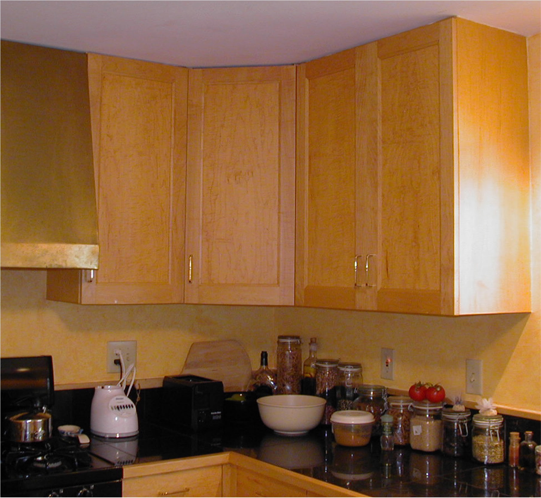 standard width of fitted kitchen cabinets interior beauty