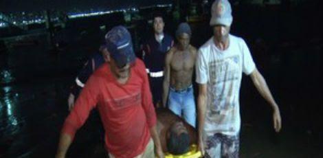 O grupo foi resgatado e levado para duas unidades de saúde de Fortaleza / Foto: Reprodução/TV Diário