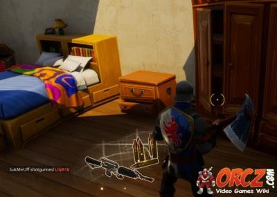 Fortnite Battle Royale Bedroom Orcz Com The Video Games Wiki - a bedroom in fortnite br