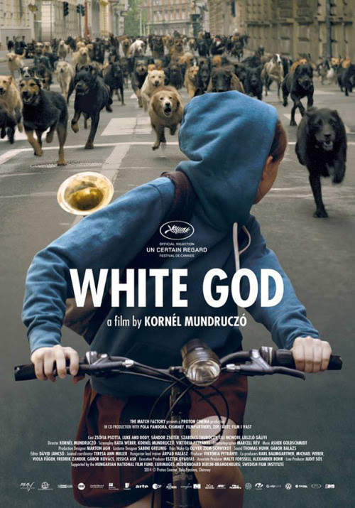 poster for White God