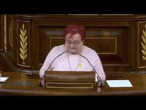Diputada catalana Ana Surra: Guaidó es un agente de la CIA