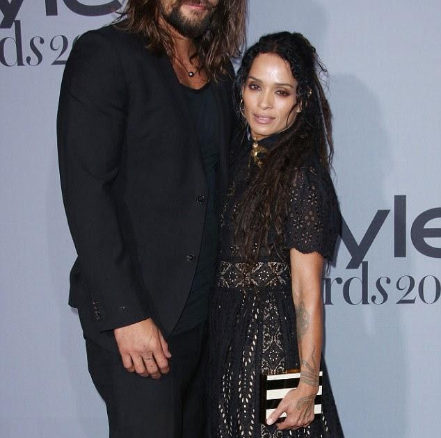 Jason Momoa Wanted His And Lisa Bonet S Wedding To Remain: Jason Momoa Stalked Lisa Bonet Since He Was Eight