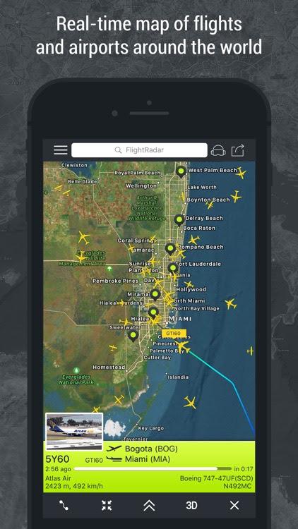 Flight Radar Sky Scanner And Flights Tracker By Flight