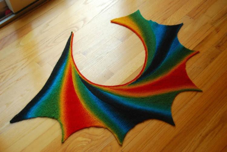 оригинален шал