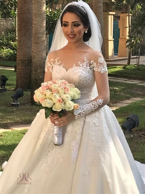 Tailor made Wedding Dresses, Bridal Gown in Dubai