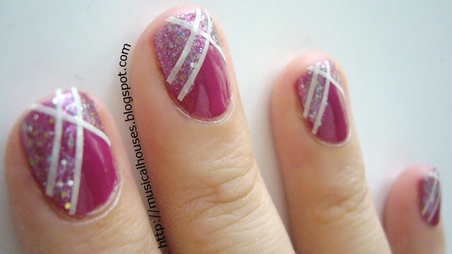 nail art china glaze full spectrum essie footloose 3