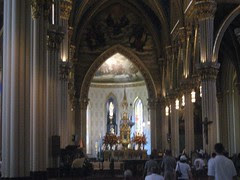 Sacred Heart Church - Notre Dame