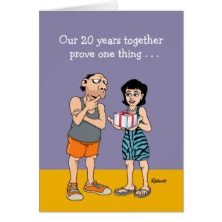 Funny Happy Anniversary Cards, Photocards, Invitations & More