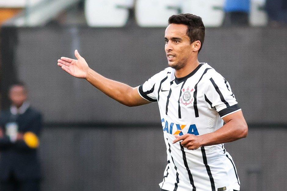 Jadson jogou bem e deixou sua marca com um golaço - Rodrigo Gazzanel/Futura Press/Folhapress
