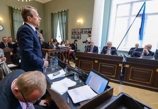 TÄISMAHUS: Avaldus Eestis aastal 2012: Teder peab ESM-i kolonialismiks