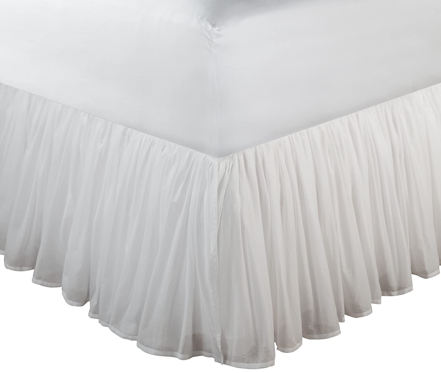 Amazon.com: Bed Skirts: Home & Kitchen