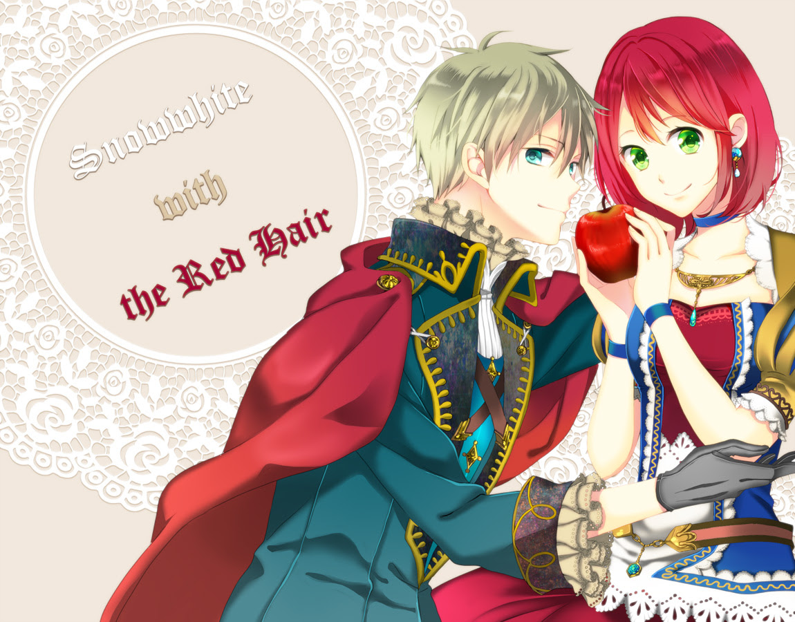 Snow White With The Red Hair Akagami No Shirayukihime Fan Art