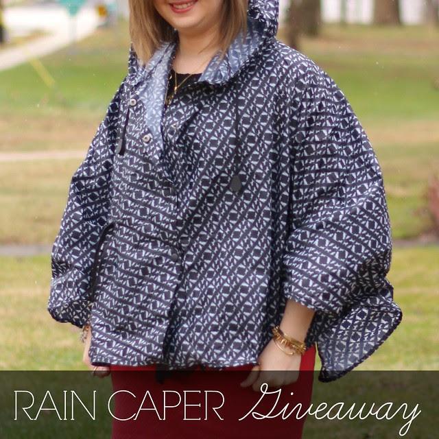 rain caper giveaway