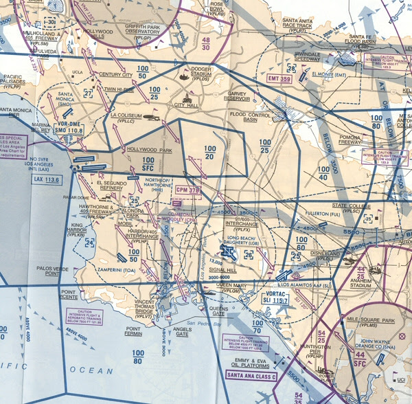 AIRSPACE CLASSIFICATION CHART - Page 6. Airspace