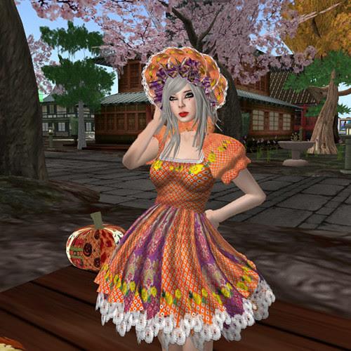 *dg* Bunkadoll Doll Dress (full)