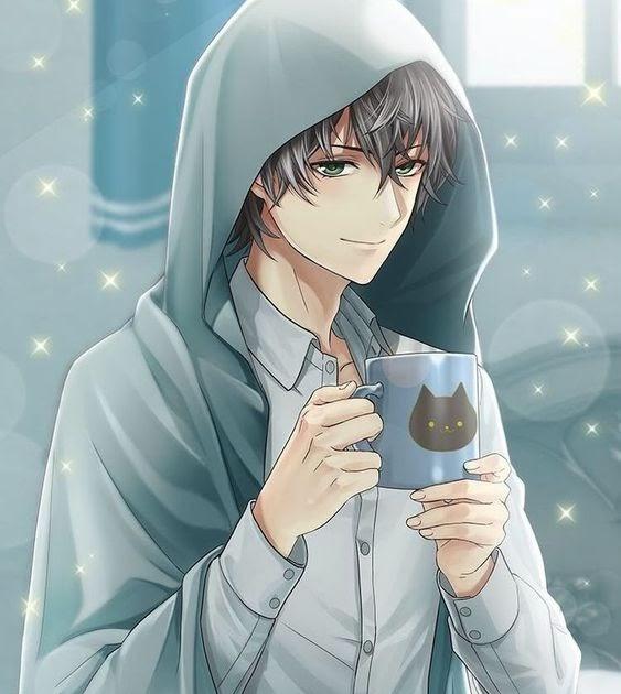 12 Wallpaper Gambar Anime Cowok Keren 3d