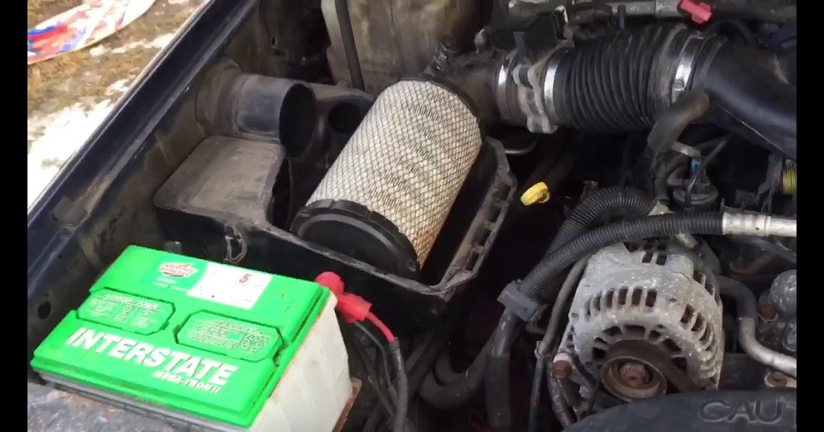 98 Chevy Engine - LIEYA26