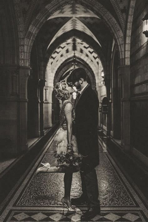 A Roaring Twenties 'Peaky Blinders' Wedding   Weddbook