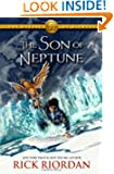 The Sone of Neptune by Ricke Riordan Book Cover