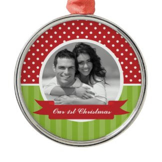Christmas Photo Ornaments ornament