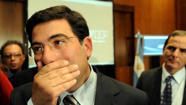 El ex titular de la AFIP, Ricardo Echegaray. DYN