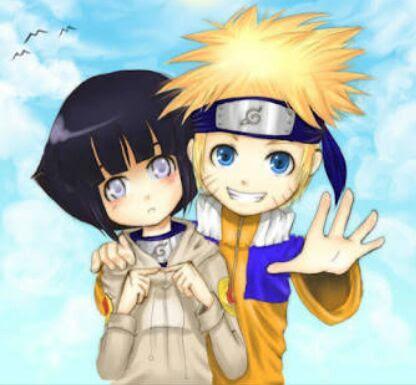 Fanart Naruto E Hinata Otanix Amino