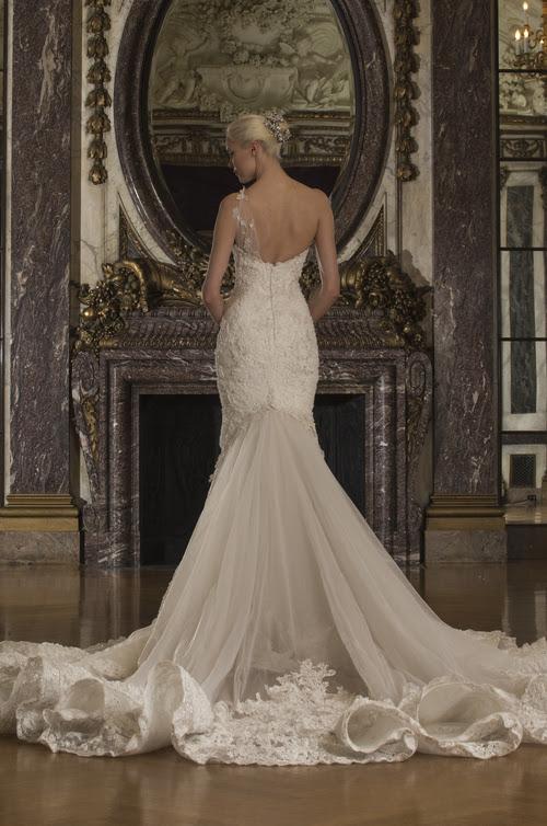 RK6410 | Romona Keveza Luxe Bridal Spring 2016