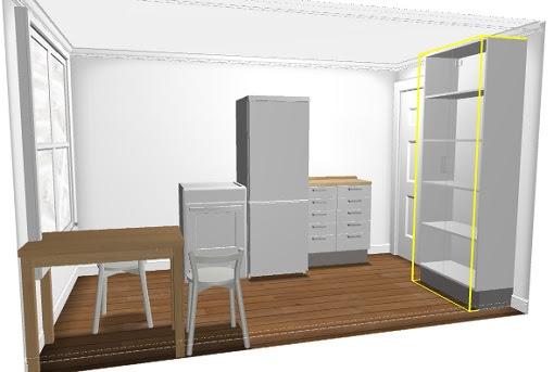 Dormitorio muebles modernos ikea cocinas diseno 3d - Diseno 3d cocinas ...