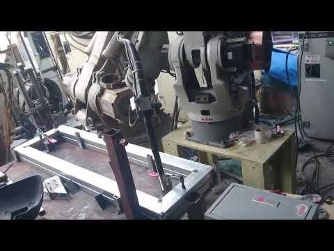 Robot Hàn Khung Cửa